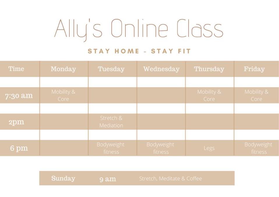 timetable 1